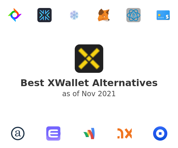 Best XWallet Alternatives