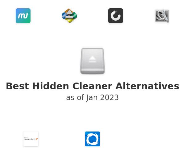 Best Hidden Cleaner Alternatives