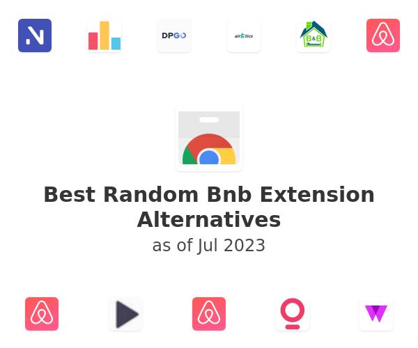 Best Random Bnb Alternatives