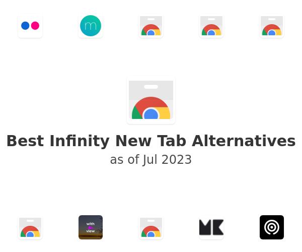 Best Infinity New Tab Alternatives