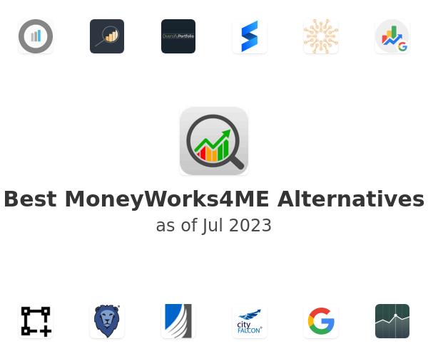 Best MoneyWorks4ME Alternatives