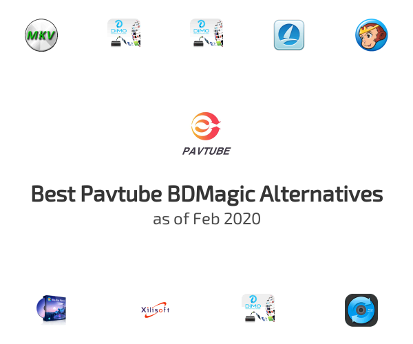 Best Pavtube BDMagic Alternatives