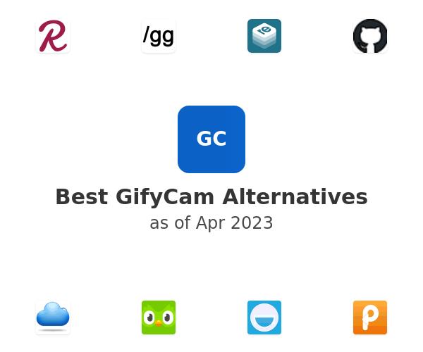 Best GifyCam Alternatives