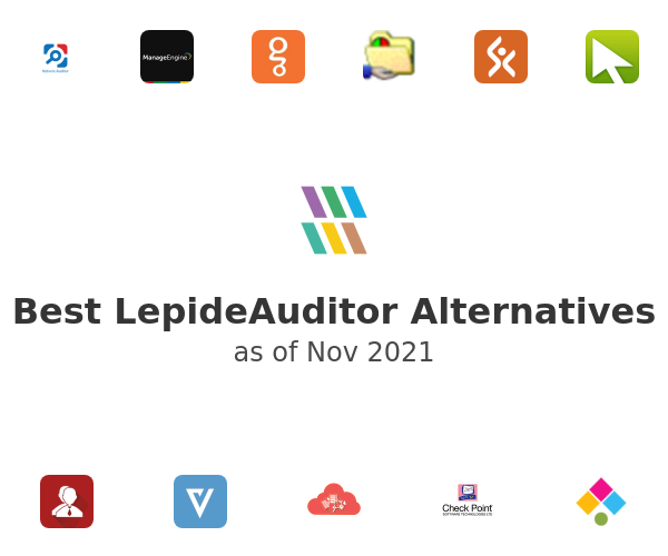 Best LepideAuditor Alternatives