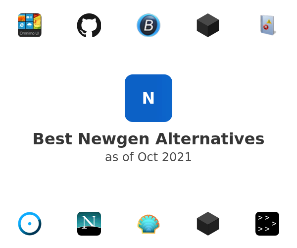 Best Newgen Alternatives