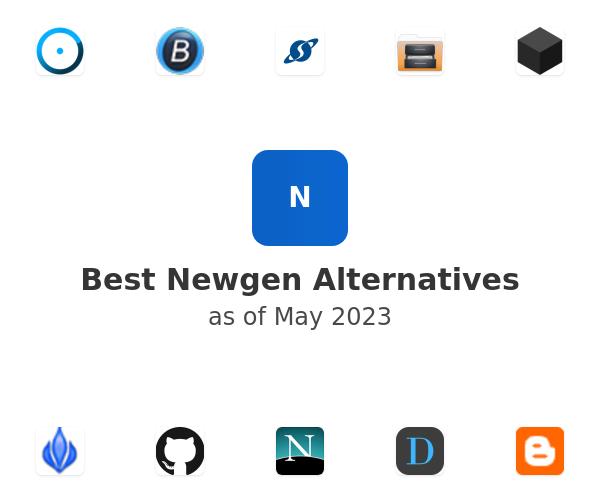 Best Newgen Alternatives