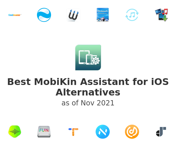 Best MobiKin Assistant for iOS Alternatives