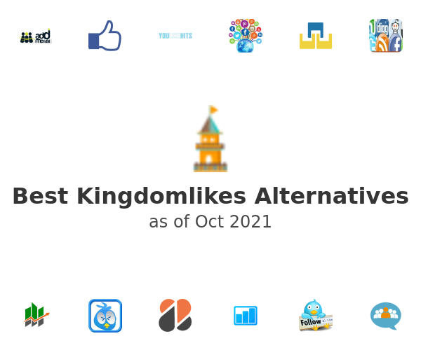 Best Kingdomlikes Alternatives