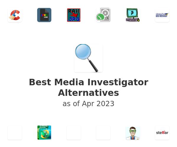 Best Media Investigator Alternatives