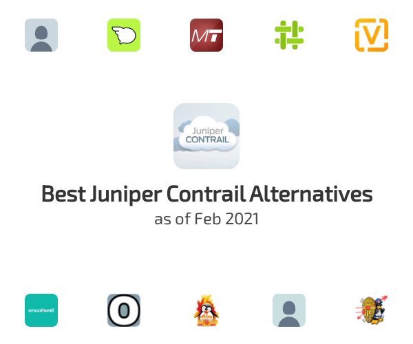 Best Juniper Contrail Alternatives