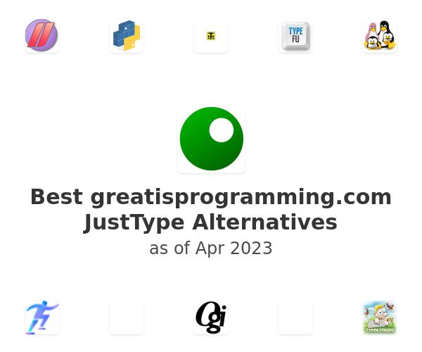 Best JustType Alternatives