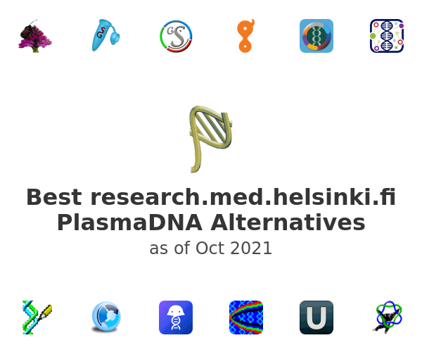 Best research.med.helsinki.fi PlasmaDNA Alternatives