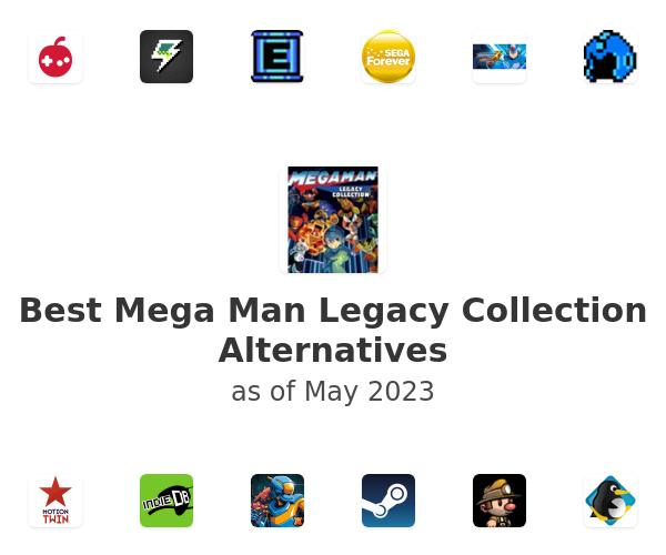 Best Mega Man Legacy Collection Alternatives