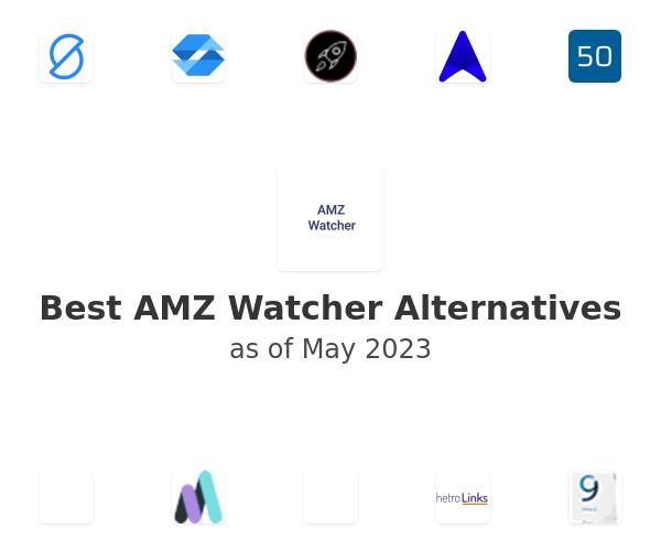Best AMZ Watcher Alternatives
