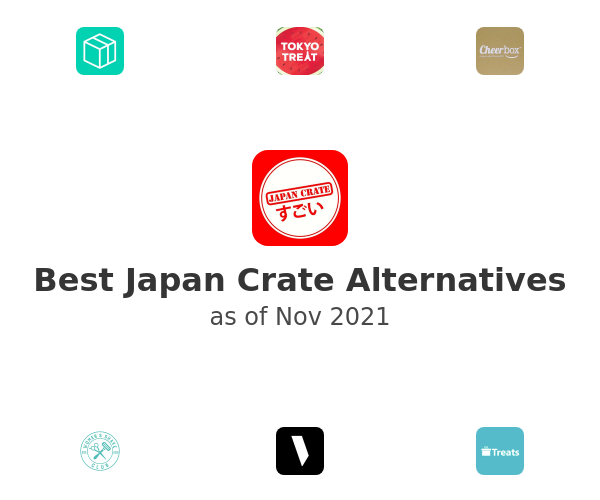 Best Japan Crate Alternatives