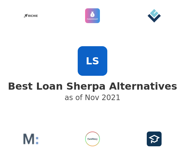 Best Loan Sherpa Alternatives