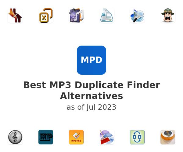 Best MP3 Duplicate Finder Alternatives
