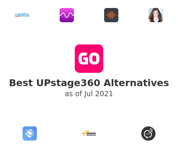 Best UPstage360 Alternatives
