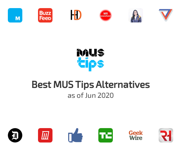 Best MUS Tips Alternatives