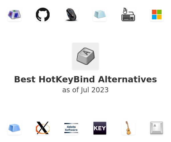 Best HotKeyBind Alternatives