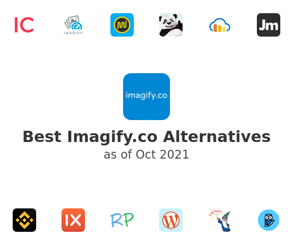 Best Imagify.co Alternatives