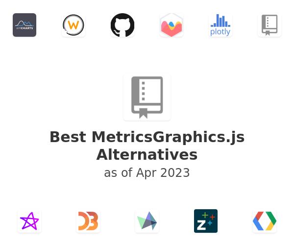 Best MetricsGraphics.js Alternatives
