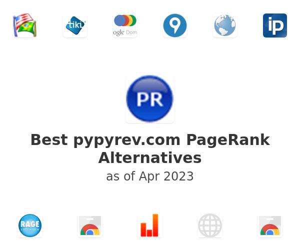 Best PageRank Alternatives