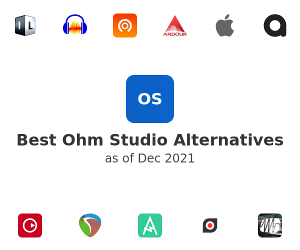Best Ohm Studio Alternatives