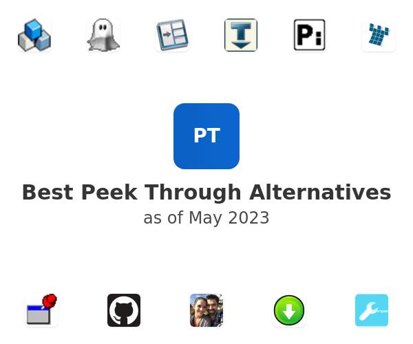 Best Peek Through Alternatives