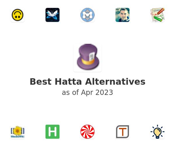 Best Hatta Alternatives