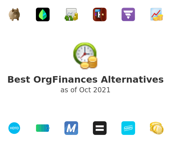 Best OrgFinances Alternatives