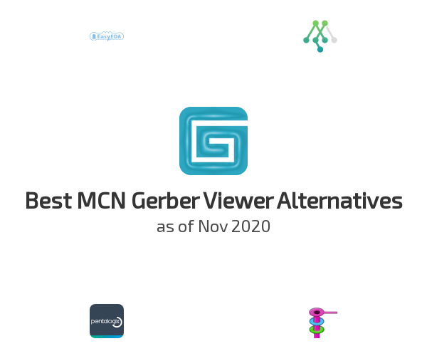 Best MCN Gerber Viewer Alternatives