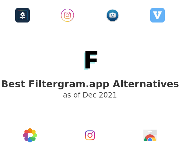 Best Filtergram Alternatives