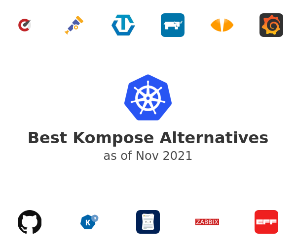 Best Kompose Alternatives
