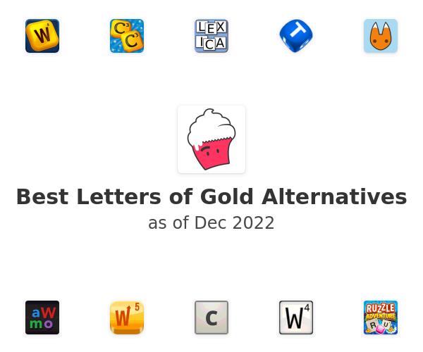 Best Letters of Gold Alternatives