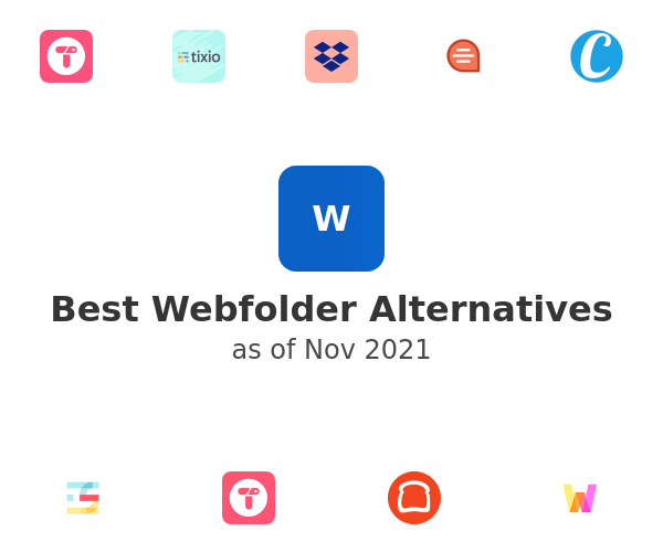Best Webfolder Alternatives