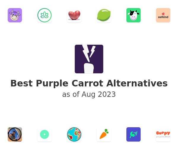 Best Purple Carrot Alternatives