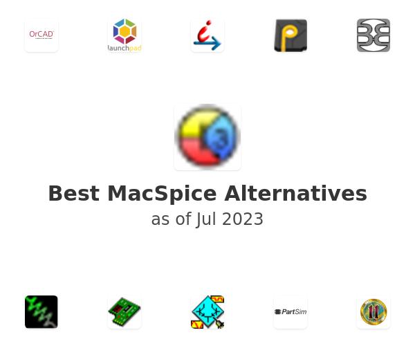 Best MacSpice Alternatives