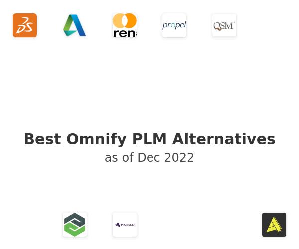 Best Omnify PLM Alternatives