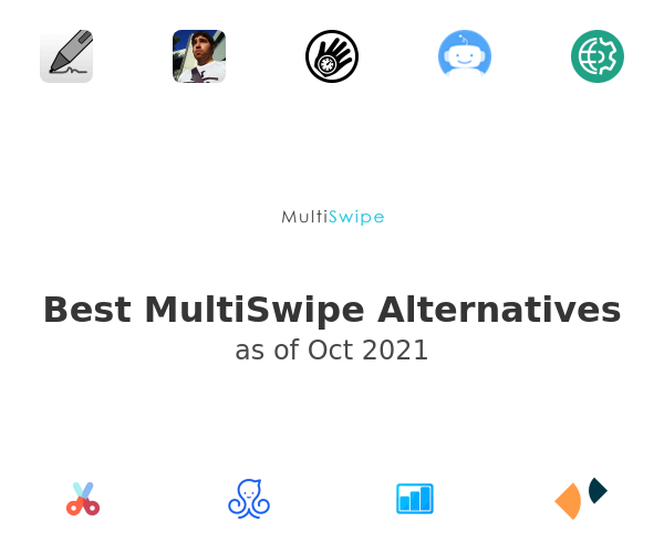 Best MultiSwipe Alternatives