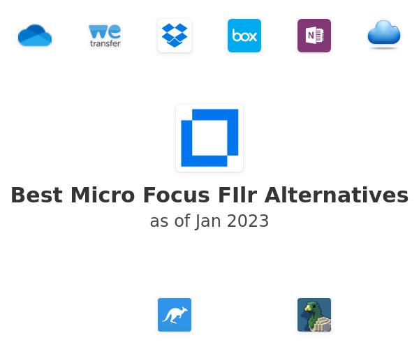Best Micro Focus FIlr Alternatives