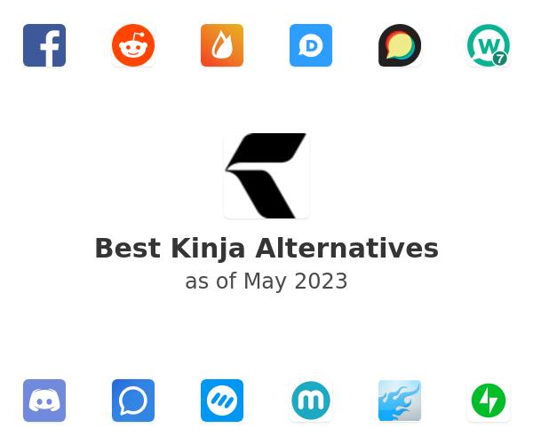 Best Kinja Alternatives