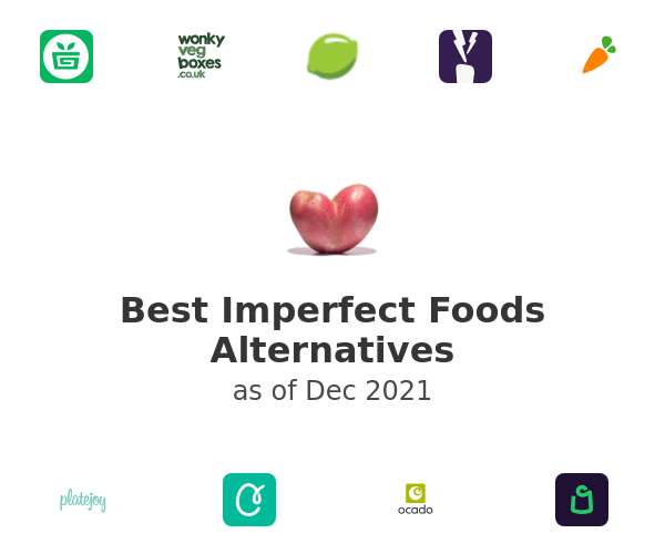Best Imperfect Produce Alternatives