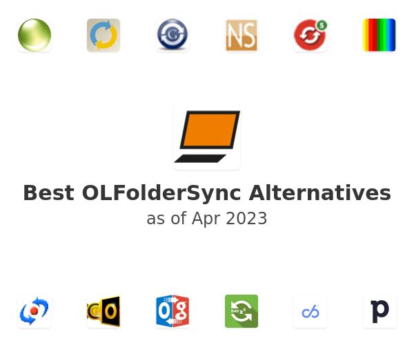 Best OLFolderSync Alternatives
