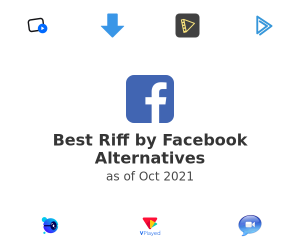 Best Riff by Facebook Alternatives