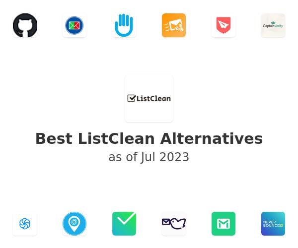 Best ListClean Alternatives