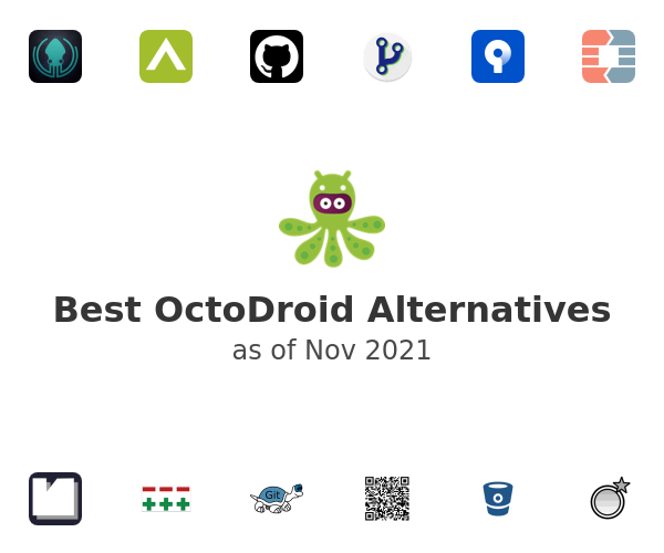 Best OctoDroid Alternatives