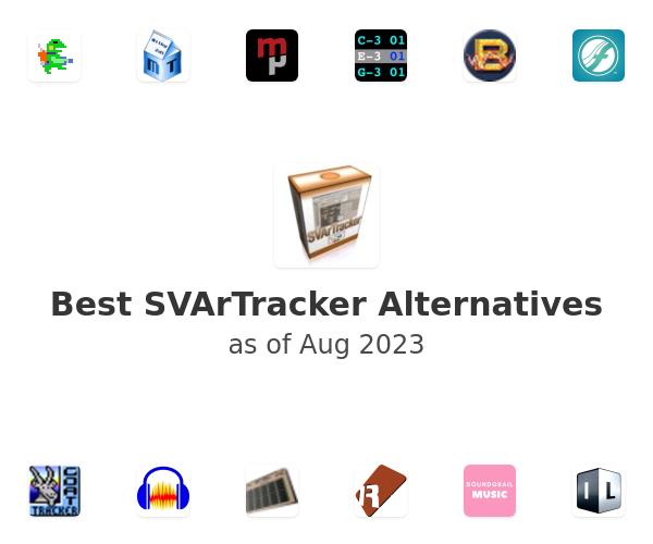 Best SVArTracker Alternatives