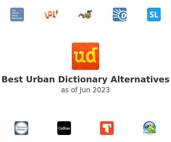 Best Urban Dictionary Alternatives
