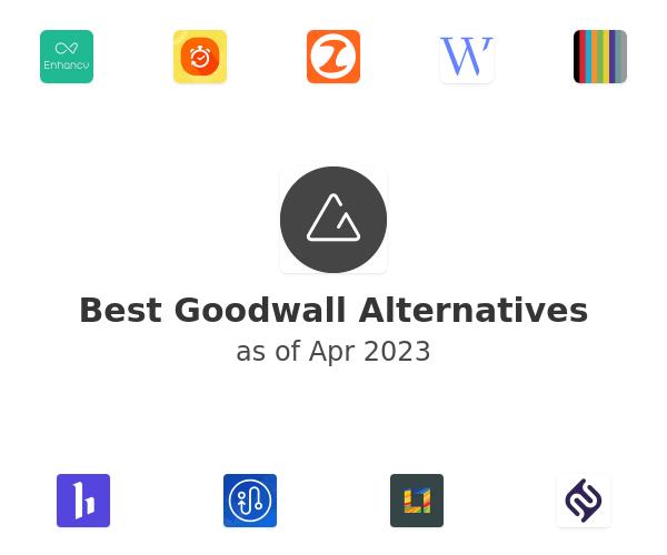 Best Goodwall Alternatives